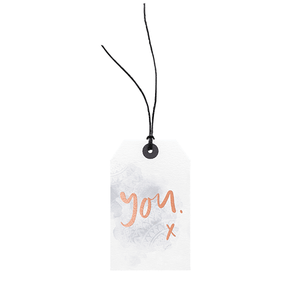 You // Gift Tag The Wholesome Gift Box