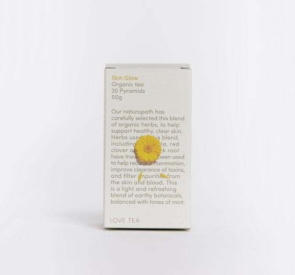 Love Tea, Skin Glow The Wholesome Gift Box