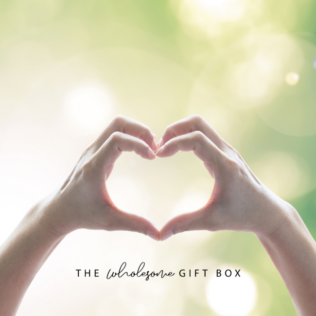wellness gift boxes that bring love from The Wholesome Gift Box