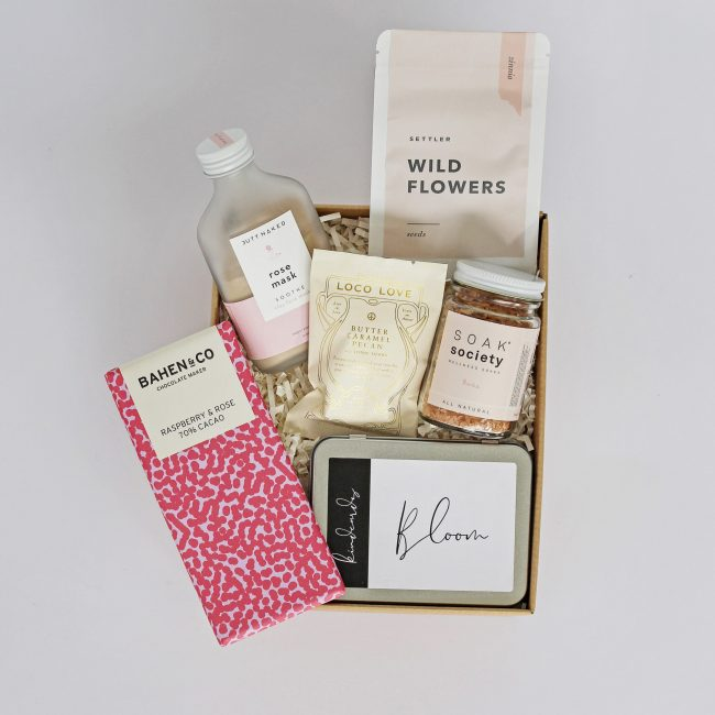 self care package gift hampers