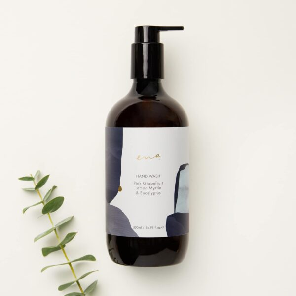 ena healthy and organic handwash