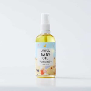 WillowByTheSea.BabyOil