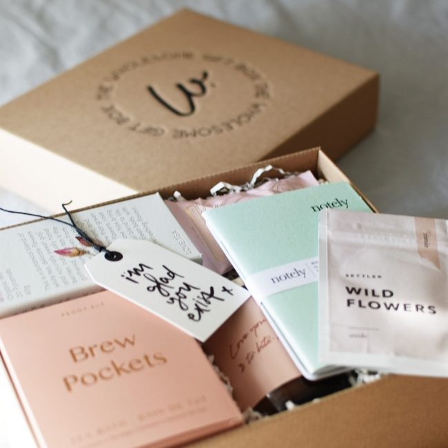 gift hampers for her